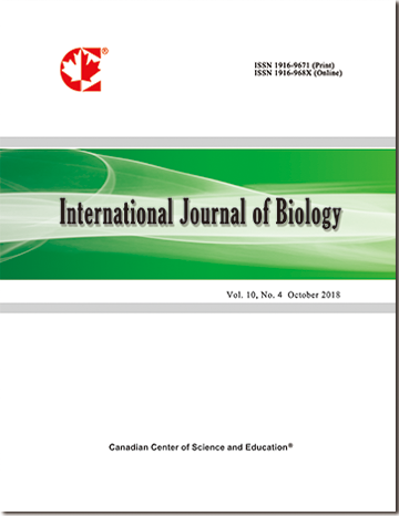 INTERNATIONAL BIOLOGY JOURNAL DOWNLOAD